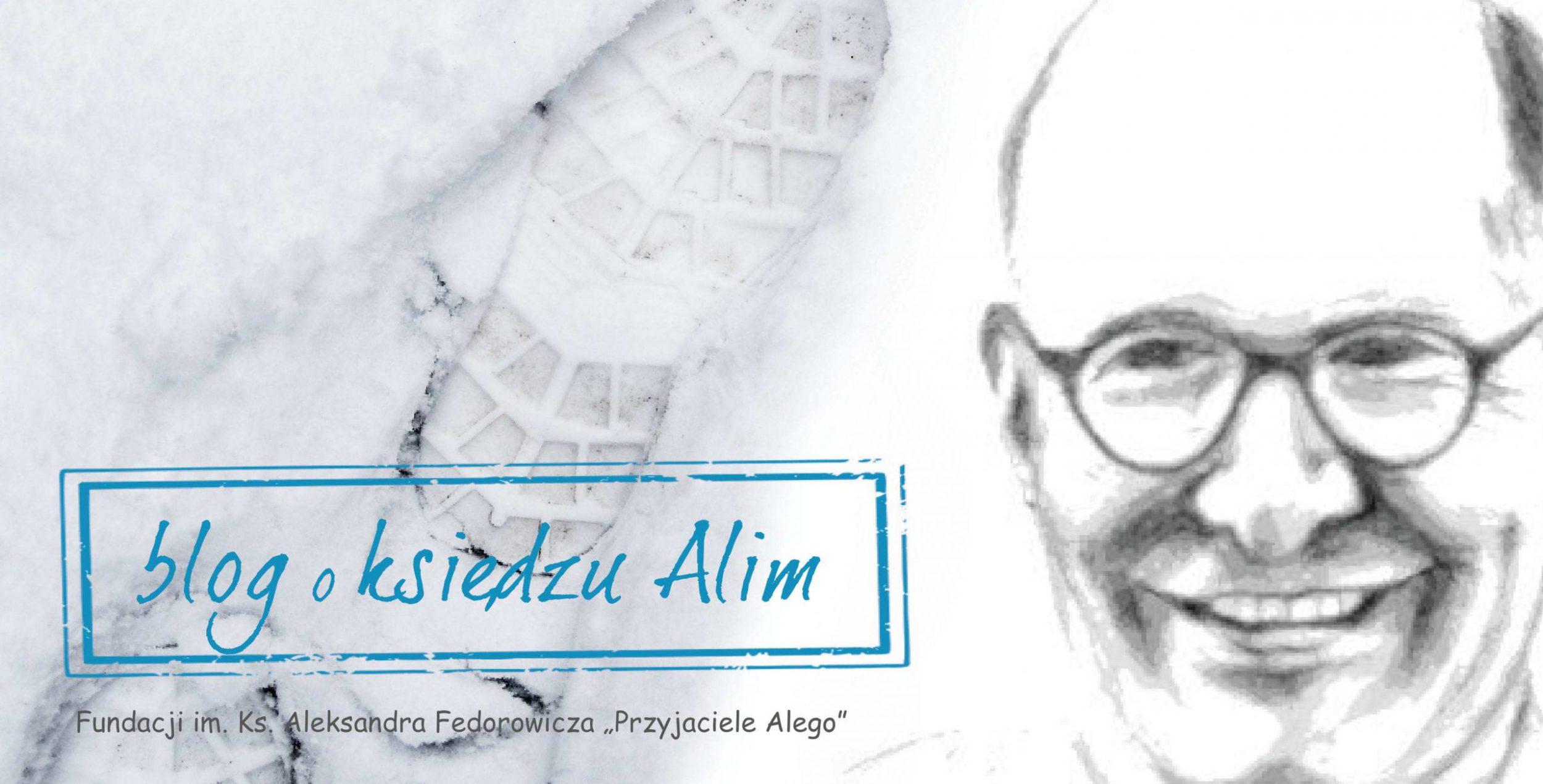 Blog o księdzu Alim
